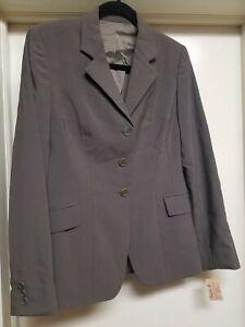 NWT $390 8/14 Reg Tailored Sportsman Supreme Hunter Hunt Coat Taupe grey lightwe