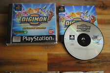 Jeu DIGIMON WORLD Complet sur Playstation 1 PS1 (one)
