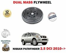 FOR NISSAN PATHFINDER 2.5 DCI 4X4 2010-> NEW DUAL MASS FLYWHEEL UNIT