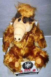 ALF (Alien Life Form) 18-inch Plush Toy .. !! New!! Vintage 1986 Coleco! MISB!!