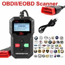 UNIVERSAL Car Fault Code Reader Diagnostic Scanner Reset Tool OBD2 CAN KW590