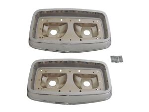 PG Classic 165-64B 1964 Plymouth Belvedere Taillight Sport Fury Bezel SET