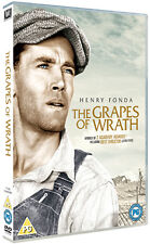 THE GRAPES OF WRATH - DVD - REGION 2 UK