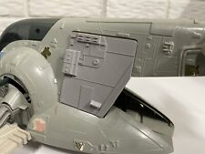 Slave 1 Hatch Door for Star Wars 1981, 1996 POTF. 3D Printed. Cool Grey