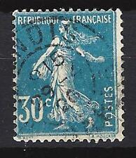 France 1924 type semeuse fond plein Yvert n° 192 oblitéré 1er choix (3)