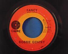 Bobbie Gentry -- Fancy & Courtyard -  45 rpm