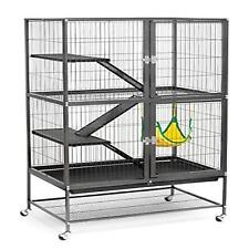 Prevue Hendryx Large Feisty Ferret Cage - Black