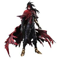 Dirge of Cerberus Final Fantasy VII PLAY ARTS Kai Vincent Valentine Figure JAPAN