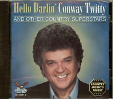 Conway Twitty & Other Country Superstars - Cd - New - Sealed