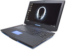 ALIENWARE 18 18.4in Gaming Laptop 3.4Ghz 32GB Ram 2TB SSD DUAL GTX 770 WIN 7