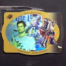 MIKE RICHTER  1996-97  SPx  GOLD  #28  New York Rangers