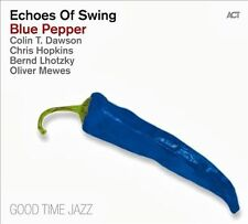 FREE US SHIP. on ANY 3+ CDs! ~Used,Good CD Echoes of Swing: Blue Pepper