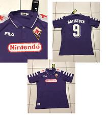 FIORENTINA BATISTUTA 1998 1999 FOOTBALL SHIRT JERSEY ARGENTINA RETRO FILA (L)
