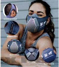 HEX Hypoxic Exercise Mask - Fitness Training Mask - Nesian Sports - New