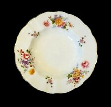 Royal Crown Derby, Derby Posies Rimmed Soup Bowl