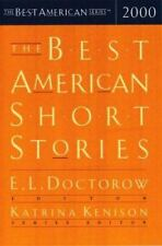The Best American Short Stories 2000 (The Best American Series), , Good Book