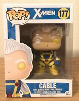 X-Men Funko Pop Marvel Cable Vinyl Bobble-Head Item #11694