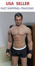 PHICEN M33 1/6 Seamless Male Muscular Body w/ Superman Henry Cavill Head Sculpt