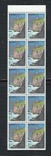 Japan stamps 1995 Sc#Z161a Ashizuri misaki lighthouse, pane of 10,mint, Nh