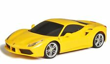 Maisto R/C 1:24 Scale Ferrari 488 GTB Radio Control Vehicle Car, Yellow   #81242