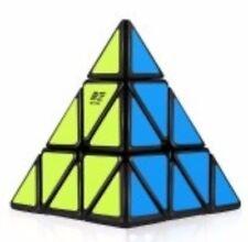 Rubik's Qiyi Qiming A Pyraminx Speed Cube Black