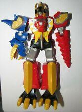 "Power Rangers Legacy 6"" figure Dino Thunder Megazord BAF complete excellent"