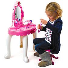 Jouet miroir de maquillage Toyrific glamour girls beauté table de jeu de lumières musique