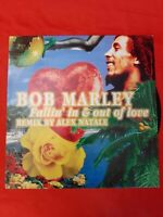 BOB MARLEY • Fallin In & out Of Love • Vinile 12 Mix • 1997 DANCE Alex Natale