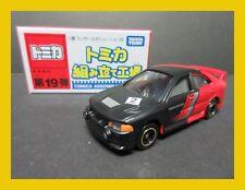 #2 MITSUBISHI LANCER EVOLUTION IV EVO TOMICA FACTORY TAKARA TOMY red + black