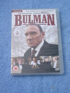 BULMAN - THE COMPLETE 1ST & 2ND SERIES - DVD