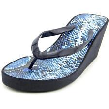 Sandalias con tiras de mujer Steve Madden color principal azul