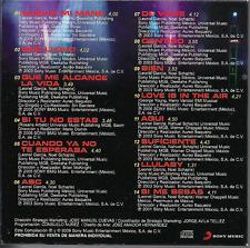 rare BALADA 90s CD slip SIN BANDERA suelta mi mano SI TU NO ESTAS  si me besas