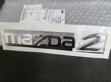 Original Mazda 2 (DY) dd32-51-720a, Emblème  Logo