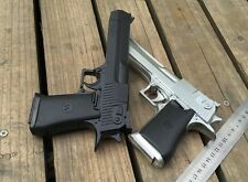 Desert Eagle Boy Children Toy Pistol Infrared Performance Props Gun Replica 1:1