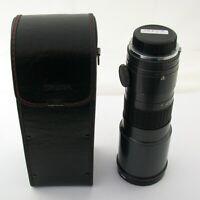 SIGMA Olympus OM 5,6/400 400 400mm F5,6 5,6 adapt. MFT NEX EOS A7 PRE-ZEN ! /19
