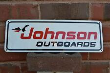 Johnson Sea Horse Outboard SIGN Motor Marina Boat Shop Repair Mechanic Free Ship