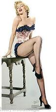 Marilyn Monroe Lifesize Standup Cardboard Cutout # 314- 2219