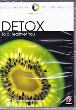 DETOX: TO A HEALTHIER YOU * MIND BODY SPIRIT * NEW & SEALED DVD