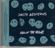 (CT934) Smith Westerns, End Of The Night - 2011 DJ CD