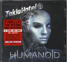 Tokio Hotel - Humanoid ( CD 2009 ) NEW [ UK Version ]