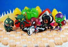 Marvel Universe Heros Figure Spider-Man Peter Parker CAKE TOPPER K1024_AtoE
