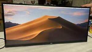 "LG - 34WL500-B 34"" IPS LED UltraWide FHD FreeSync Monitor w/ HDR"
