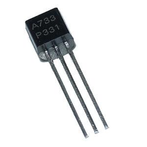 2SA733 (P) PNP General Purpose Transistor, Pack of  5, 10, 20 or 50