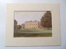 Godalming Peper grada Surrey Antiguo impresión fechado 1880 - 10in X 8in de montaje
