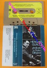 MC HENGHEL GUALDI Dedicato a Duke Ellington italy 103 CENTOTRE no cd lp dvd vhs