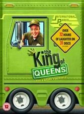 King of Queens Seasons 1 to 9 Complete BOXSET UK DVD