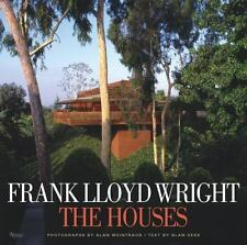 Frank Lloyd Wright, The Houses (2005, Hardcover), great coffee table book