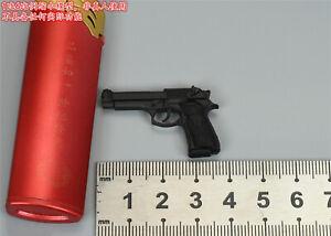 """DAMTOYS DAM 1/6th 78082 City Exercise Master Sergeant M9 Pistol Model for 12"""""""