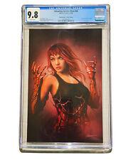 Amazing Spiderman 30 CGC 9.8 Shannon Maer Mary-Jane as Carnage Symbiote
