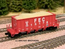 Hay Brothers SAND / FRACKING SAND LOAD - Fits Micro-Trains 3-Bay Ortner Hoppers